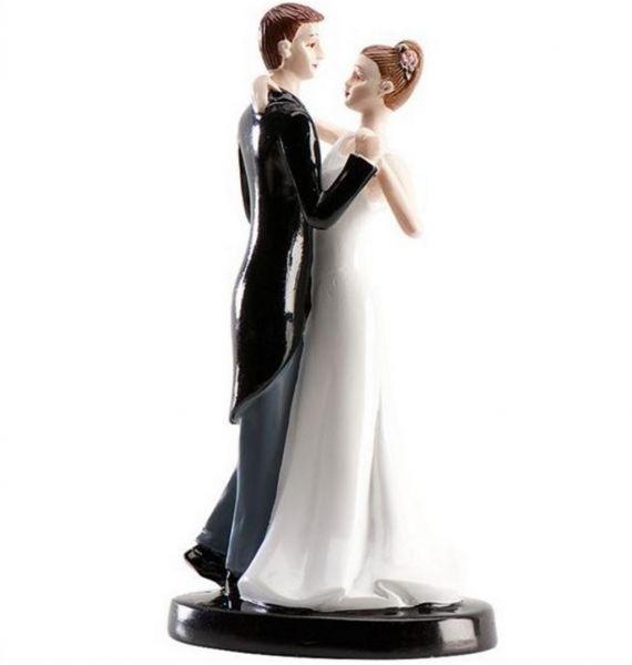 Brautpaar Dancing 16 cm