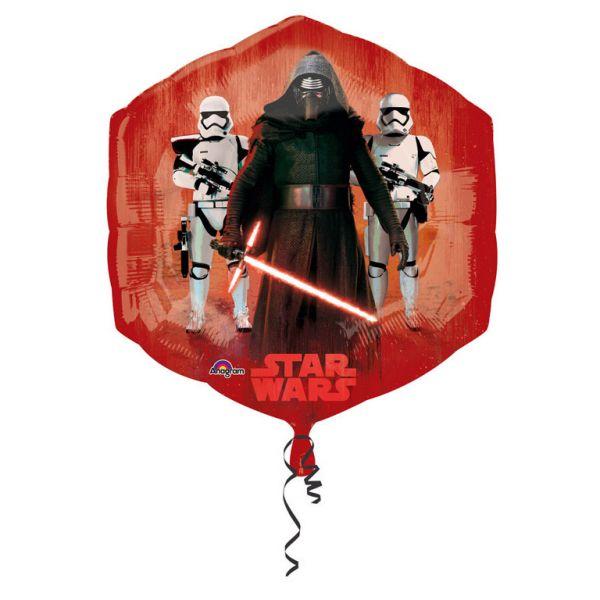 Star Wars Folienballon 55 X 58 cm