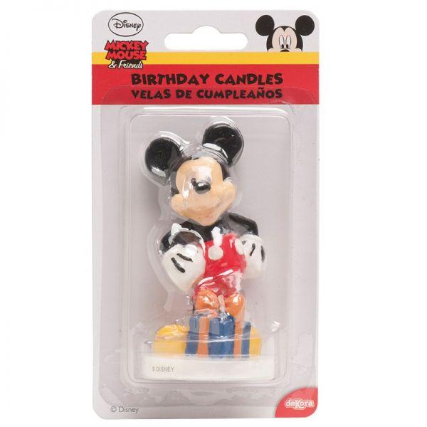 Mickey Mouse Kerze 3D