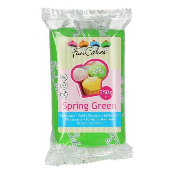 Rollfondant Spring Green 250 g