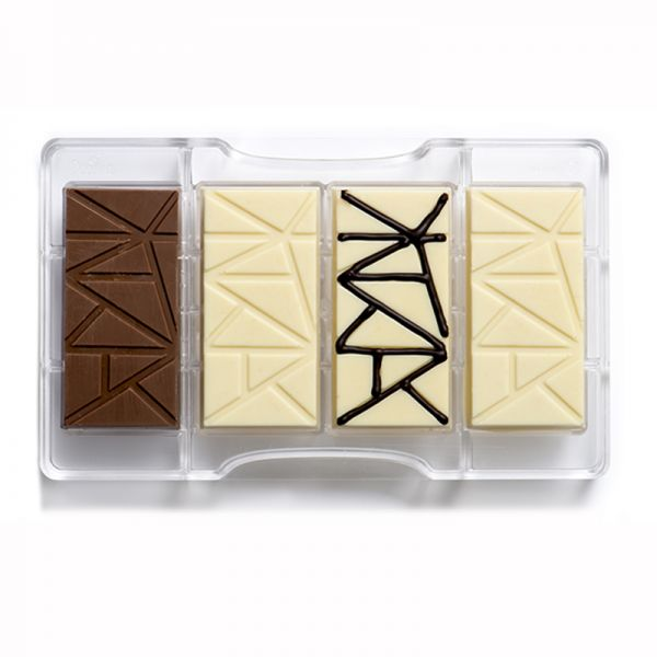 Schokoladenform Bar 20X12X2,2cm