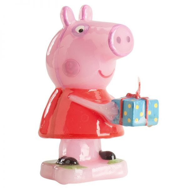 Peppa Pig Kerze 3D