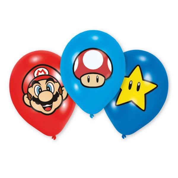Super Mario 6 Ballons