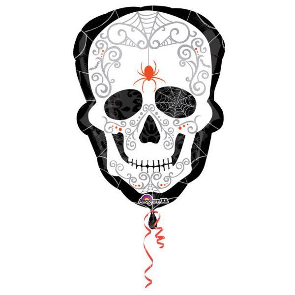 Black & Bone Folienballon Supershape
