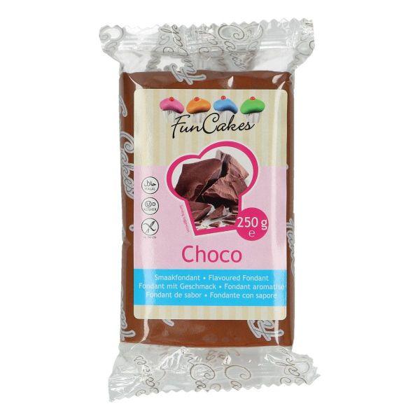 Rollfondant Choco 250 g