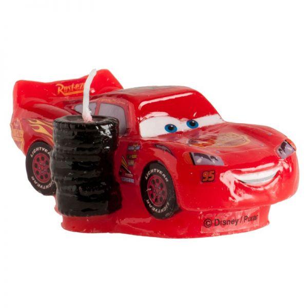 Disney Cars Kerze 3D