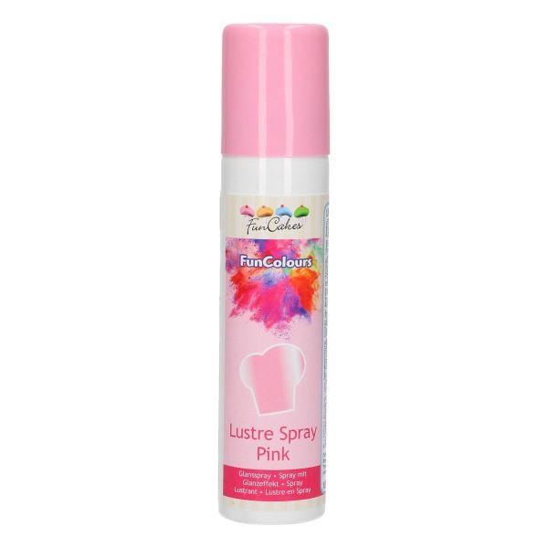 Farbspray Metallic Pink