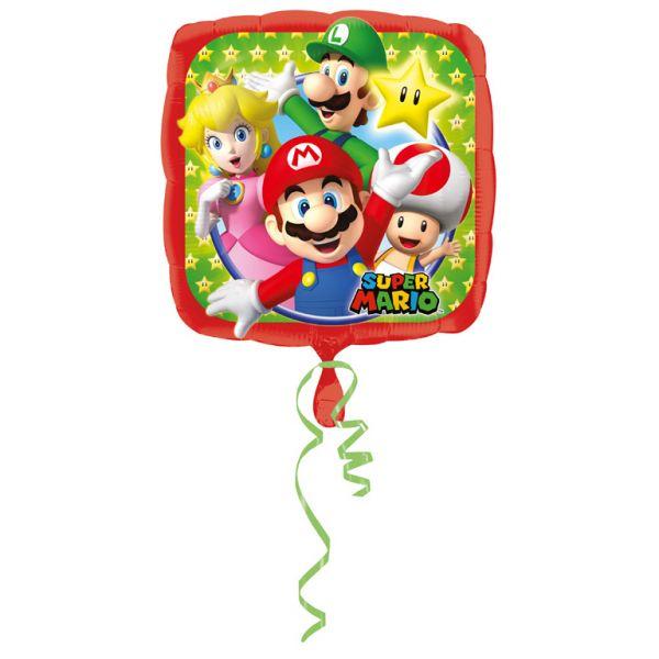 Mario Bros Folienballon 43 cm