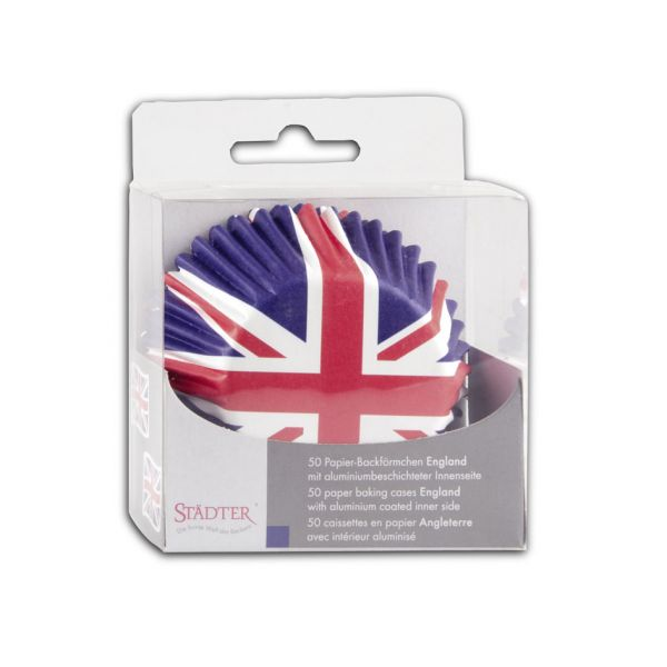 Muffin Förmchen England