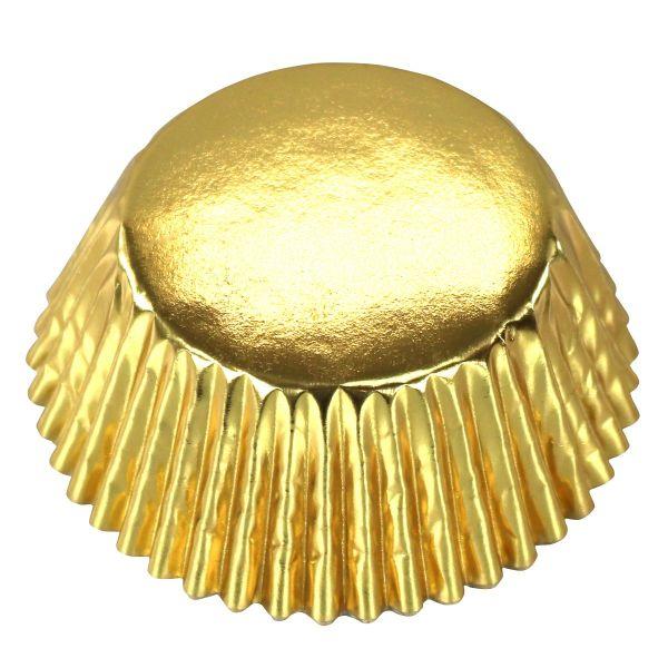 PME Muffin Förmchen Metallic Gold