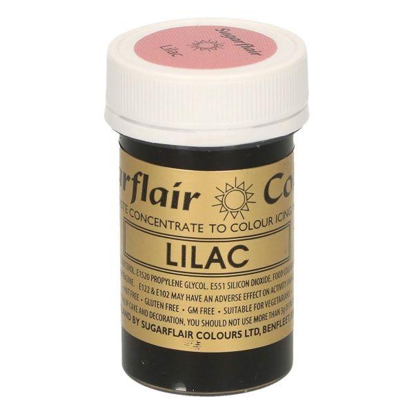 Sugarflair Pastenfarbe - Lilac
