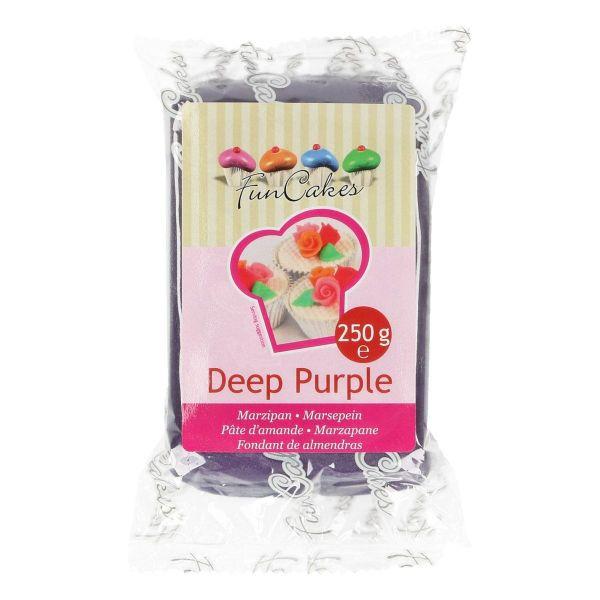 Marzipan Deep Purple 250 g