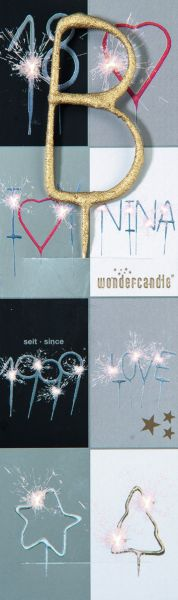 B - Wondercandle