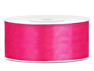 Satinband Pink