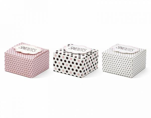Boxes Sweets Wolken 6 x 5,5 x 4 cm/6