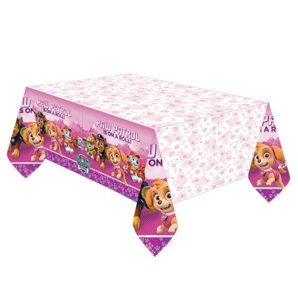 Paw Patrol Pink Tischdecke