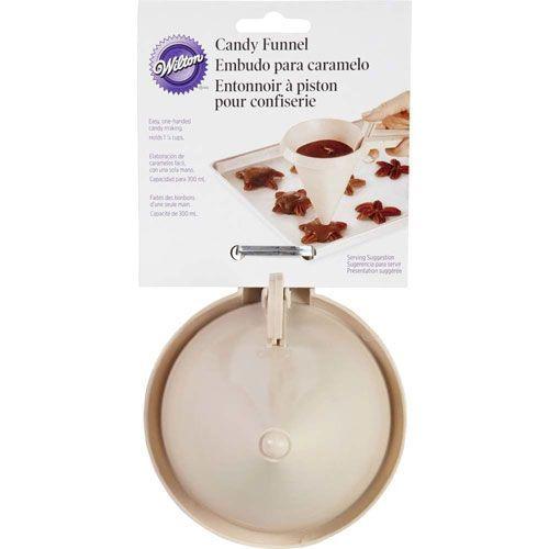 Schokoladen Dosiertrichter Easy-Pour Funnel