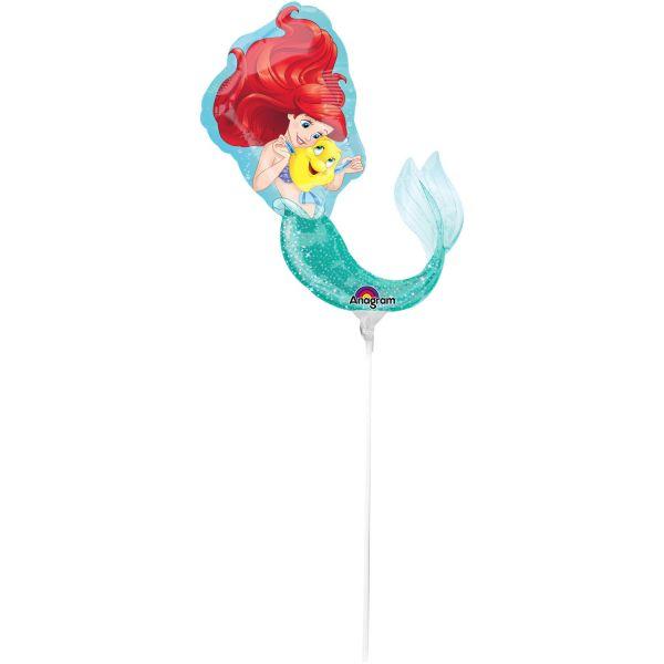 Ariel Mini-Folienballon