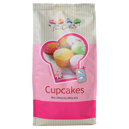 Backmischung Für Cupcakes 1Kg