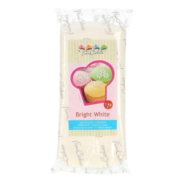 Rollfondant Bright White 1 Kg