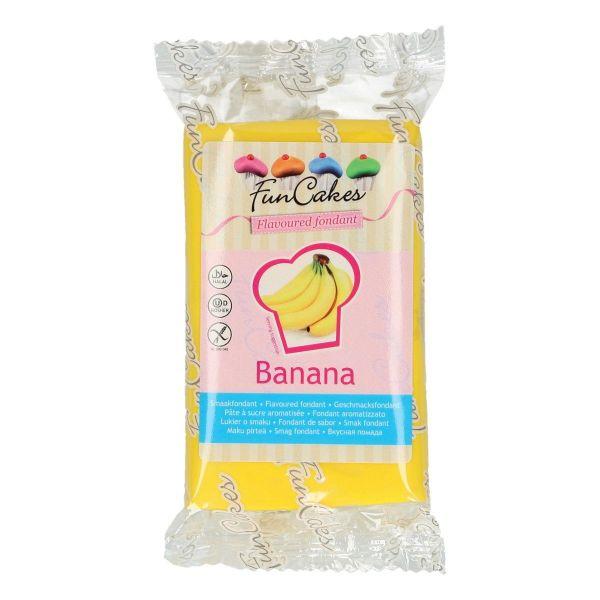 Rollfondant Banane 250 g