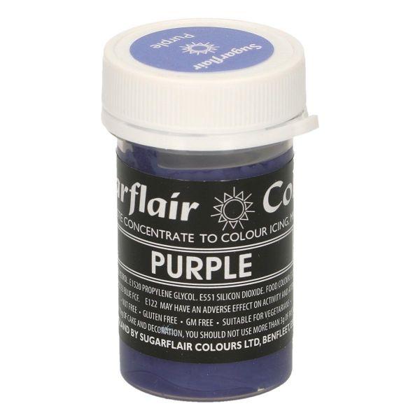 Sugarflair Pastenfarbe Pastel - Purple
