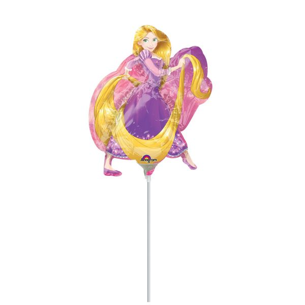Rapunzel Mini-Folienballon